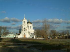 Покровский храм г.Воронежа (мощи святителя Митрофана)